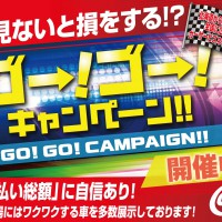 gtnet横浜 ゴーゴーキャンペーン